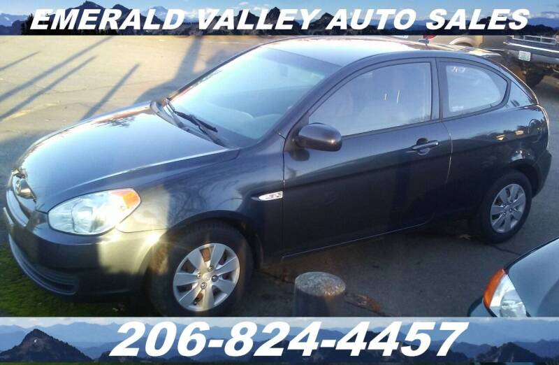2011 Hyundai Accent for sale at Emerald Valley Auto Sales in Des Moines WA