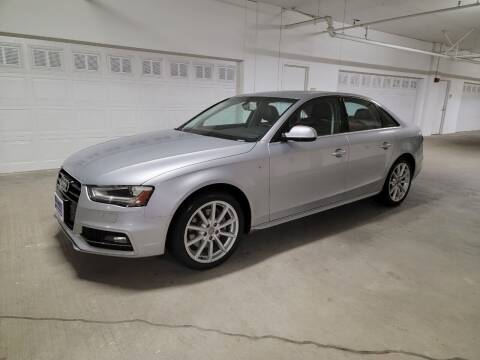 2015 Audi A4 for sale at Painlessautos.com in Bellevue WA