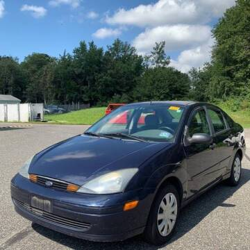 2004 Ford Focus for sale at CRS 1 LLC in Lakewood NJ