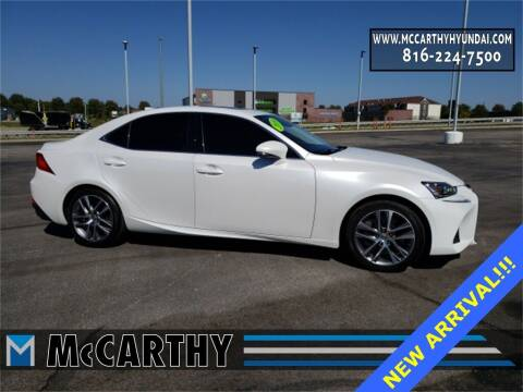 2018 Lexus IS 300 for sale at Mr. KC Cars - McCarthy Hyundai in Blue Springs MO