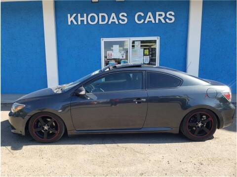 2008 Scion tC for sale at Khodas Cars in Gilroy CA