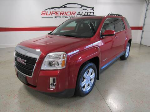 2015 GMC Terrain for sale at Superior Auto Sales in New Windsor NY