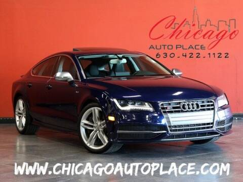 2013 Audi S7 for sale at Chicago Auto Place in Bensenville IL