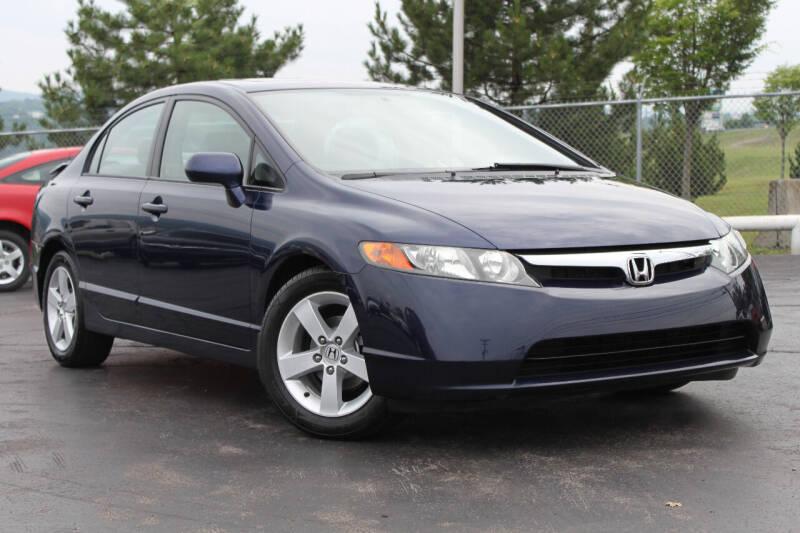 2007 Honda Civic for sale at Dan Paroby Auto Sales in Scranton PA