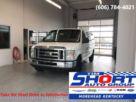 2008 Ford E-Series Wagon for sale at Tim Short Chrysler in Morehead KY