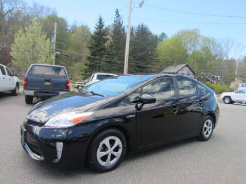 2012 Toyota Prius for sale at Auto Choice of Middleton in Middleton MA
