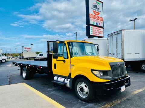 2015 International TerraStar for sale at Orange Truck Sales in Orlando FL