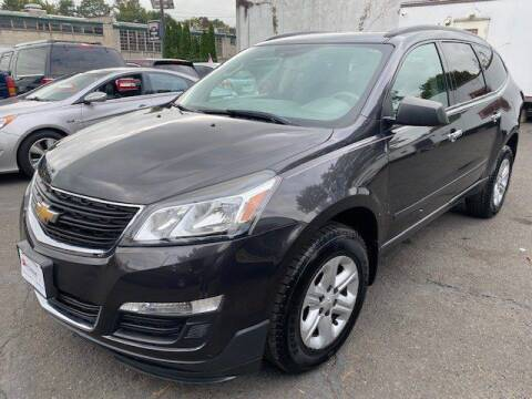 2014 Chevrolet Traverse for sale at Exem United in Plainfield NJ