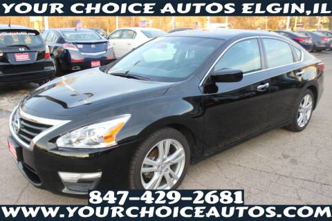 2013 Nissan Altima for sale at Your Choice Autos - Elgin in Elgin IL