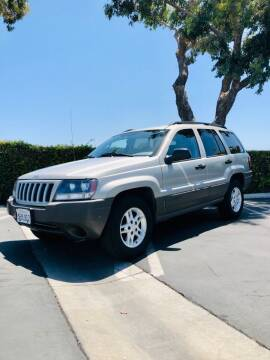 2004 Jeep Grand Cherokee for sale at Autos Direct in Costa Mesa CA
