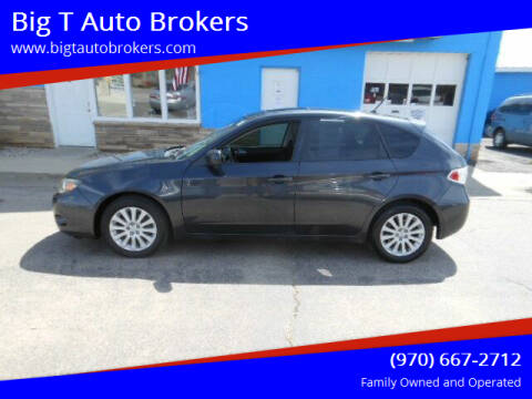 2011 Subaru Impreza for sale at Big T Auto Brokers in Loveland CO
