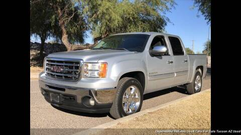 2013 GMC Sierra 1500 for sale at Noble Motors in Tucson AZ
