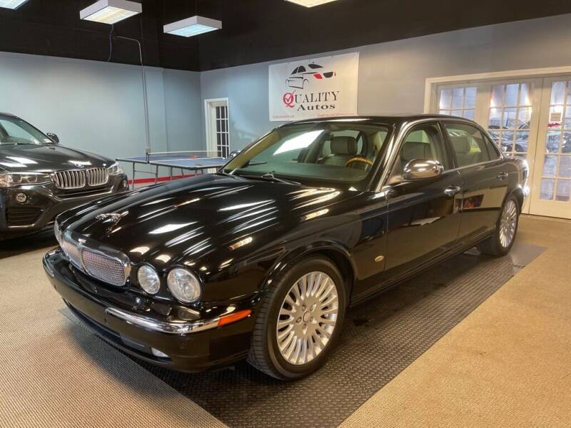 2007 Jaguar XJ-Series for sale at Quality Autos in Marietta GA