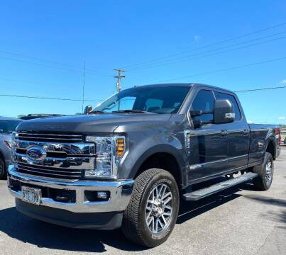 2018 Ford F-350 Super Duty for sale at PONO'S USED CARS in Hilo HI