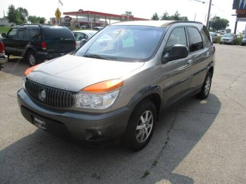2002 Buick Rendezvous for sale at King's Kars in Marion IA