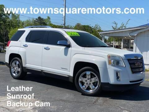 2012 GMC Terrain for sale at Town Square Motors in Lawrenceville GA