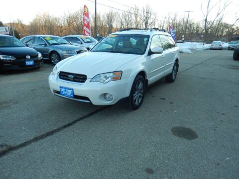 2007 Subaru Outback for sale at East Coast Auto Trader in Wantage NJ