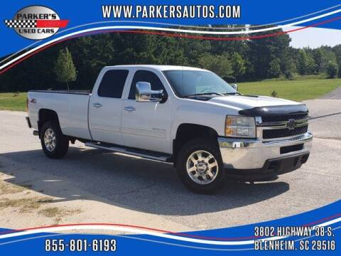 2011 Chevrolet Silverado 2500HD for sale at Parker's Used Cars in Blenheim SC