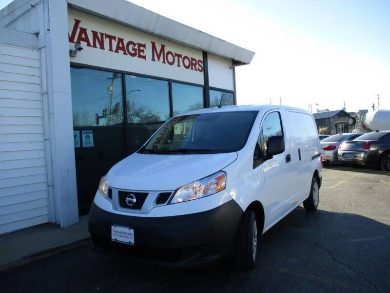2018 Nissan NV200 for sale at Vantage Motors LLC in Raytown MO