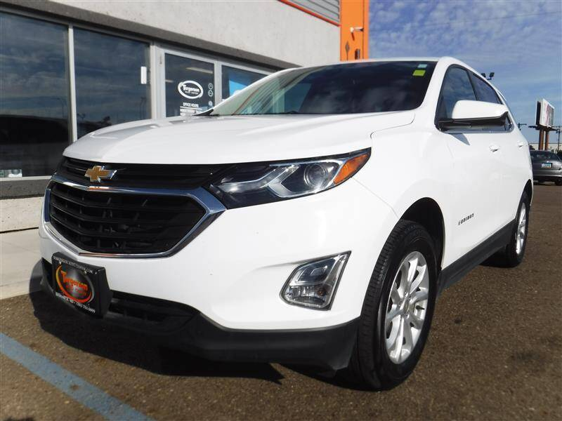 2020 Chevrolet Equinox for sale at Torgerson Auto Center in Bismarck ND