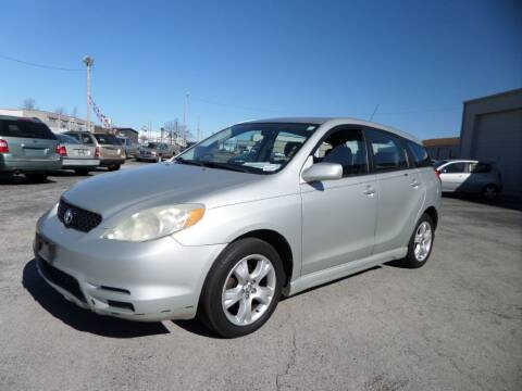 2003 Toyota Matrix for sale at Budget Corner in Fort Wayne IN