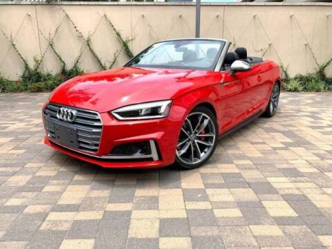 2018 Audi S5 for sale at Classic Car Deals in Cadillac MI
