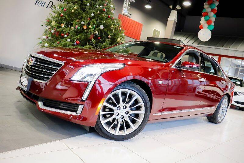 2017 Cadillac CT6 for sale at Quality Auto Center of Springfield in Springfield NJ