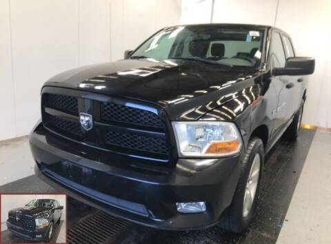 2012 RAM Ram Pickup 1500 for sale at Bluesky Auto in Bound Brook NJ