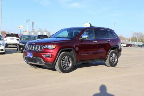 2017 Jeep Grand Cherokee for sale at Cresco Motor Company in Cresco IA