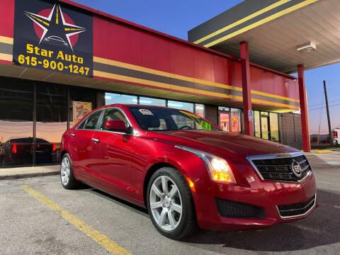 2013 Cadillac ATS for sale at Star Auto Inc. in Murfreesboro TN