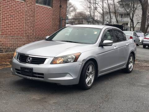 2008 Honda Accord for sale at Emory Street Auto Sales and Service in Attleboro MA