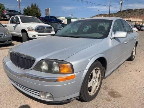 2000 Lincoln LS for sale at Car Works in Saint George UT