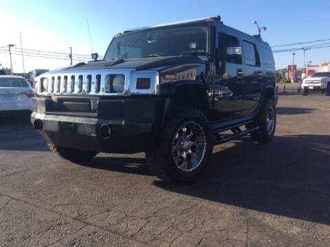 2004 HUMMER H2 for sale at Five Stars Auto Sales in Denver CO