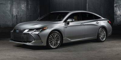 2019 Toyota Avalon Hybrid for sale at Champion Auto LLC in Quincy MA