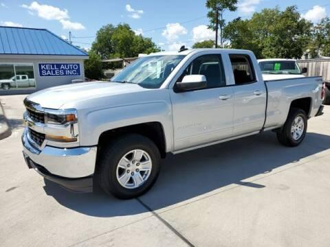 2016 Chevrolet Silverado 1500 for sale at Kell Auto Sales, Inc - Grace Street in Wichita Falls TX
