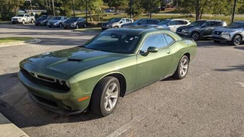 2018 Dodge Challenger for sale at PHIL SMITH AUTOMOTIVE GROUP - Pinehurst Nissan Kia in Southern Pines NC