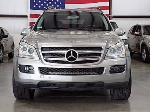 2007 Mercedes-Benz GL-Class for sale at Texas Motor Sport in Houston TX