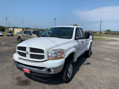 2006 Dodge Ram Pickup 2500 for sale at Carmans Used Cars & Trucks in Jackson OH