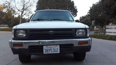 1989 Toyota Pickup for sale at Goleta Motors in Goleta CA
