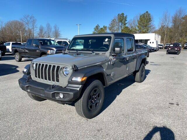 2021 Jeep Gladiator for sale at FRED FREDERICK CHRYSLER, DODGE, JEEP, RAM, EASTON in Easton MD