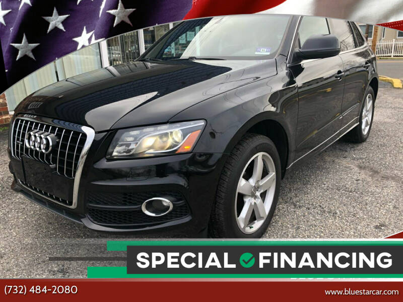 2011 Audi Q5 for sale at Blue Star Cars in Jamesburg NJ