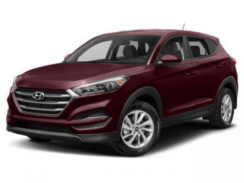 2018 Hyundai Tucson for sale at Griffin Buick GMC in Monroe NC