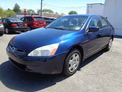2005 Honda Accord for sale at Purcellville Motors in Purcellville VA