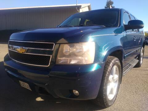 2007 Chevrolet Suburban for sale at California Diversified Venture in Livermore CA
