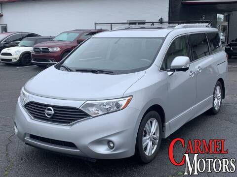 2014 Nissan Quest for sale at Carmel Motors in Indianapolis IN