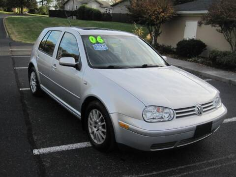 2006 Volkswagen Golf for sale at Reza Dabestani in Knoxville TN