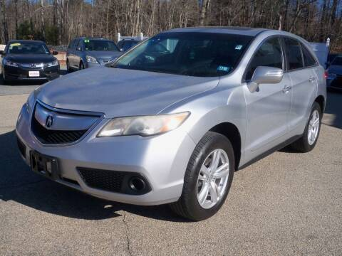 2014 Acura RDX for sale at Charlies Auto Village in Pelham NH