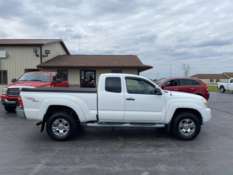 2007 Toyota Tacoma for sale at Pro Source Auto Sales in Otterbein IN