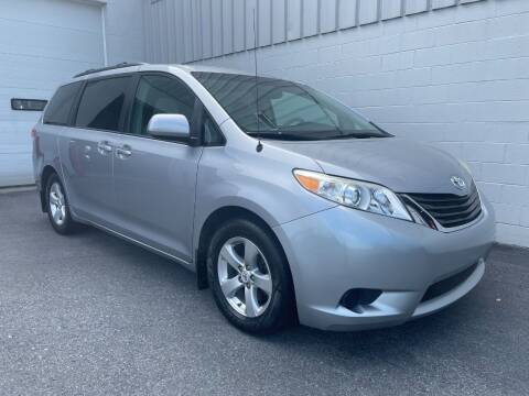 2012 Toyota Sienna for sale at Zimmerman's Automotive in Mechanicsburg PA