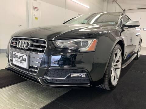 2015 Audi S5 for sale at TOWNE AUTO BROKERS in Virginia Beach VA